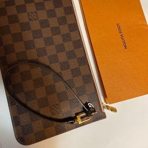 Authentic Louis Vuitton Wristlet